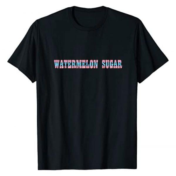 Novelty Merch Cool Graphic Tshirt 1 Watermelon Sugar T-Shirt