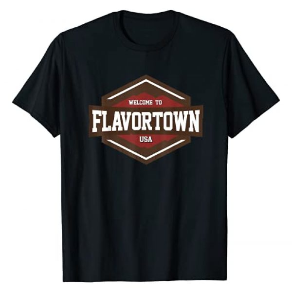 Flavortown Apparel Graphic Tshirt 1 Flavortown Food Culture T-Shirt