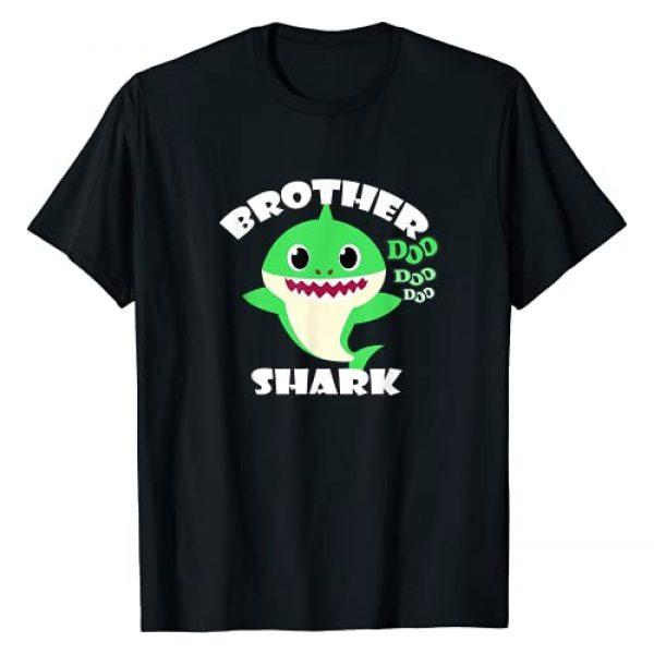 Pinkfong Brother Shark shirt Graphic Tshirt 1 Pinkfong and Brother Shark Song Doo doo doo shirt T-Shirt