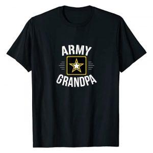Army Grandpa - Graphic Tshirt 1 Army Grandpa - T-Shirt