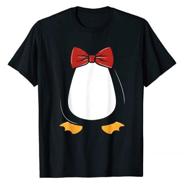 Penguin Lover Gifts For Women Men Kids Graphic Tshirt 1 Penguin Costume Adult Kids Toddler Baby T-Shirt