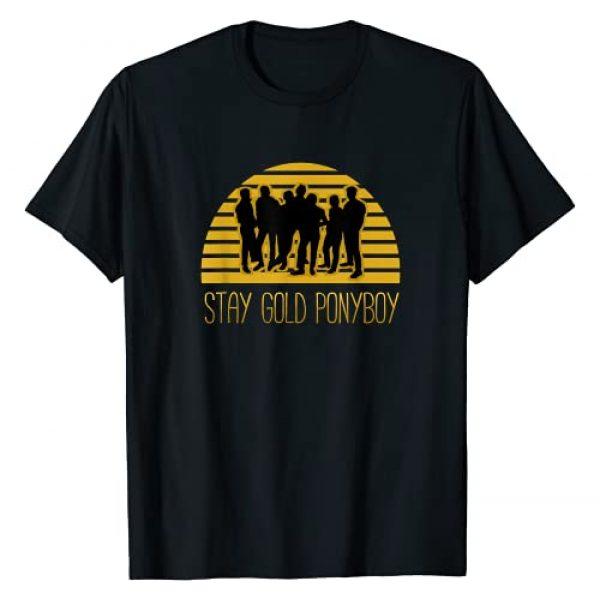 Stay Gold Ponyboy Classic 80s Graphic Tshirt 1 Stay Gold Ponyboy T-Shirt