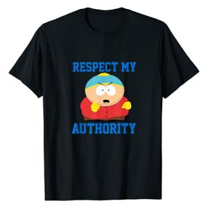 South Park Graphic Tshirt 1 RESPECT MY AUTHORITY ERIC T-Shirt