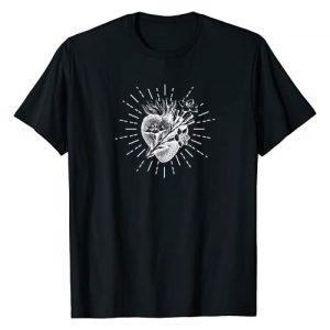 Happy Catholics Graphic Tshirt 1 St Joseph Consecration Most Chaste Heart Catholic Gift Saint T-Shirt