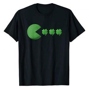 Mr Ben St Patricks Day Graphic Tshirt 1 St Patricks Day Clovers Funny Boys Girls Kids T-Shirt