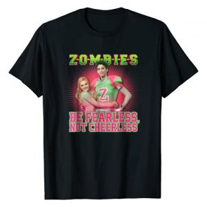 Disney Graphic Tshirt 1 Zombies Be Fearless T-shirt
