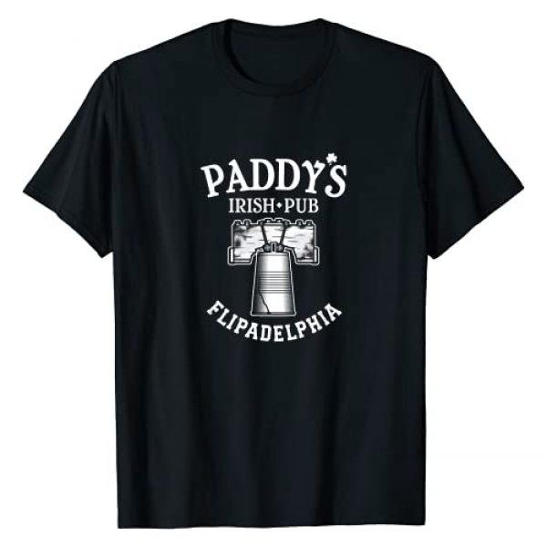 Always Sunny In Philadelphia Graphic Tshirt 1 It's Always Sunny in Philadelphia Paddys Pub Flipadelphia T-Shirt