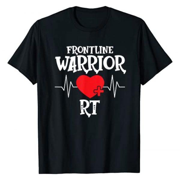 Frontline Warrior T Shirts For Women & Men Graphic Tshirt 1 Frontline Warrior RT T-Shirt