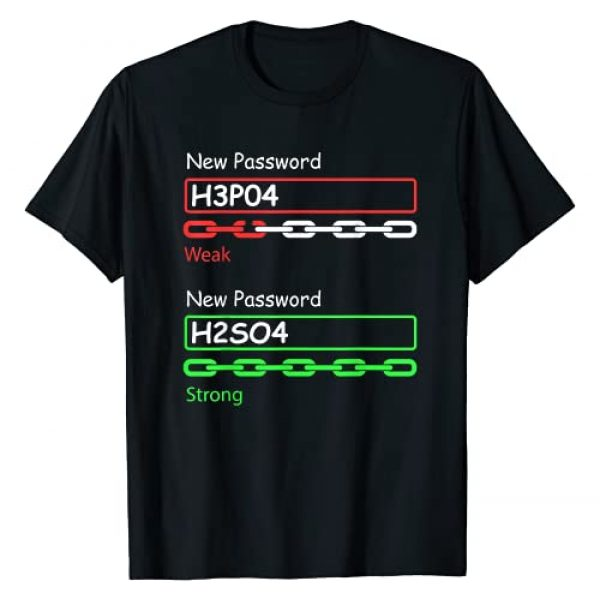 Funny Chemistry Joke T-Shirt Shop Graphic Tshirt 1 Funny Chemistry Joke Student Periodic Table Pun Gift T-Shirt