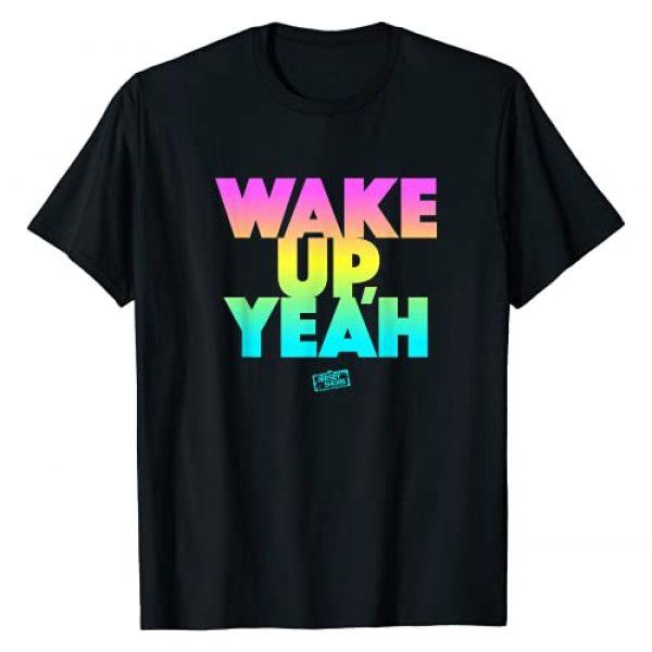 MTV Graphic Tshirt 1 JERSEY SHORE WAKE UP YEAH T-Shirt