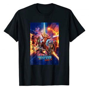 Marvel Graphic Tshirt 1 Studios Guardians Of The Galaxy Vol 2 Graphic T-Shirt