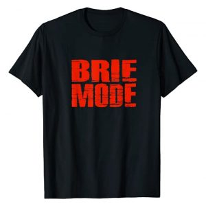 ScripTees Graphic Tshirt 1 Brie Mode Shirt T-Shirt