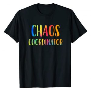Merchalize Graphic Tshirt 1 Chaos Coordinator Funny School Teacher Appreciation Gifts T-Shirt