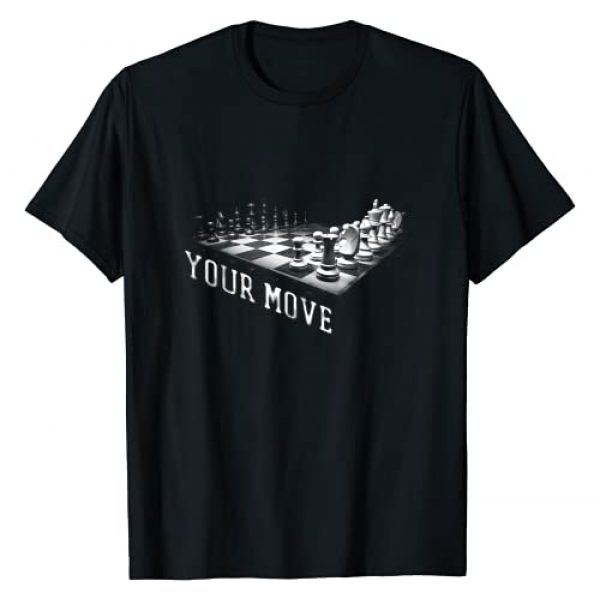 Vintage Retro Chess Tees Graphic Tshirt 1 Vintage Retro Chess T-Shirt Perfect Gift For Chess Players T-Shirt
