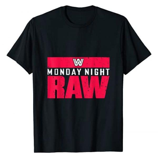 WWE Graphic Tshirt 1 Monday Night RAW Old School Graphic T-Shirt