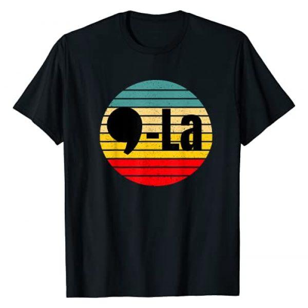 Comma La ,La Kamala Harris Biden 2020 Gift Co. Graphic Tshirt 1 Comma La - ,La - Kamala Harris - Harris Biden 2020 Election T-Shirt