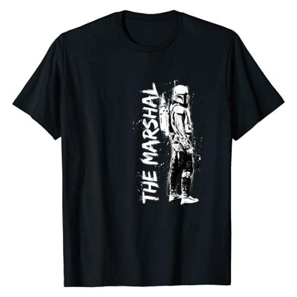 STAR WARS Graphic Tshirt 1 The Mandalorian Season 2 The Marshal T-Shirt