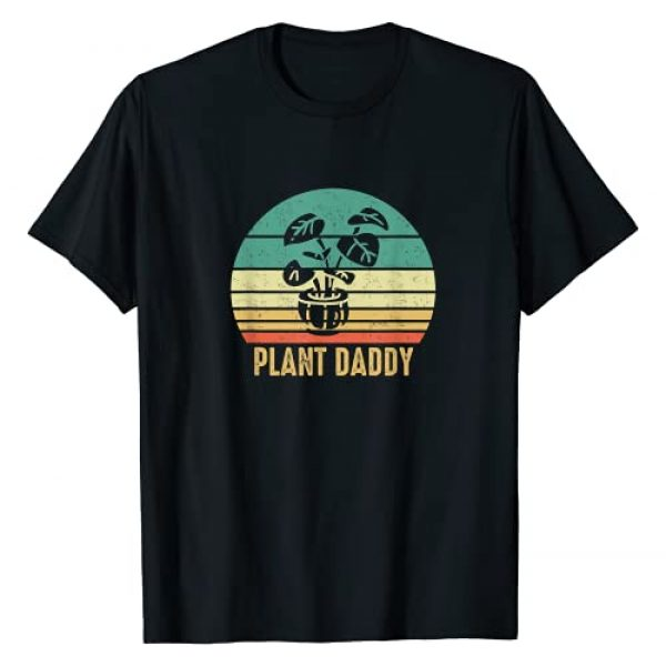 Plant Daddy Tees Graphic Tshirt 1 Plant Daddy Funny Gardening Houseplants Landscaping Gardener T-Shirt