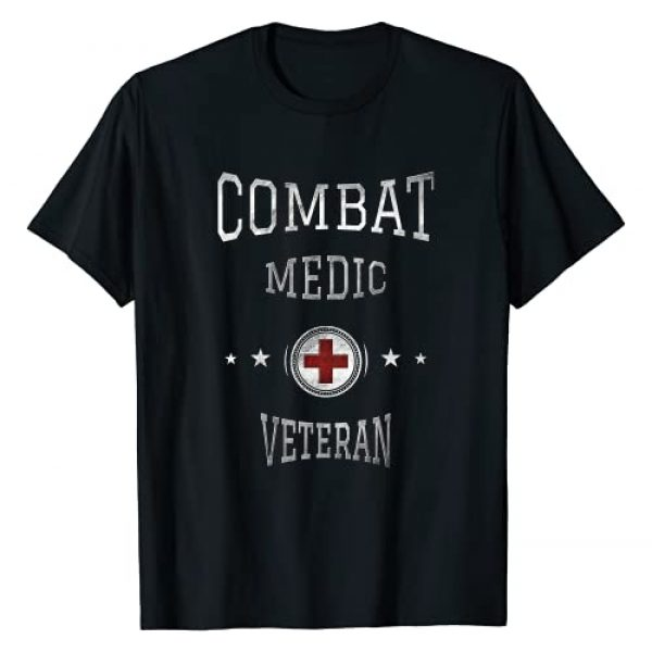 Army Combat Medic Gift Graphic Tshirt 1 Army Combat Medic Veteran Gift US Army Veteran Gift T-Shirt