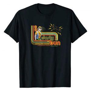 Stranger Things Graphic Tshirt 1 Dusty Bun Saving The World T-Shirt