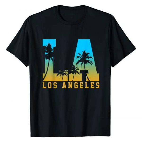 Los Angeles LA California Gifts & Souvenirs Graphic Tshirt 1 Los Angeles LA California Gift T-Shirt