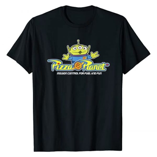 Disney Graphic Tshirt 1 Pixar Toy Story Alien Pizza Planet Classic T-Shirt T-Shirt