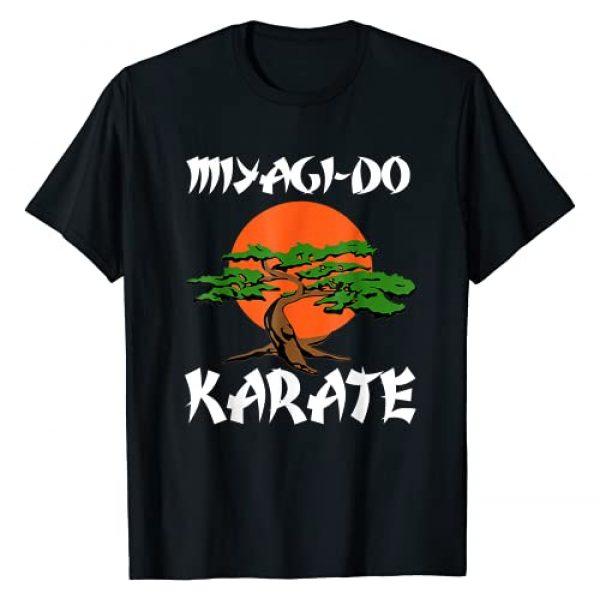 Miyagi-Do Kids TShirt Karate Lovers Bonsai Tree Graphic Tshirt 1 Vintage New Miyagi-Do Karate Cool Bonsai Tree Gift youth T-Shirt