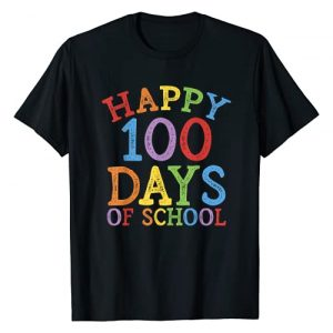 BoredKoalas 100th Day Of School Shirts Costume Graphic Tshirt 1 Happy 100 Days Of School Shirt 100th Day Rainbow Color Gift T-Shirt
