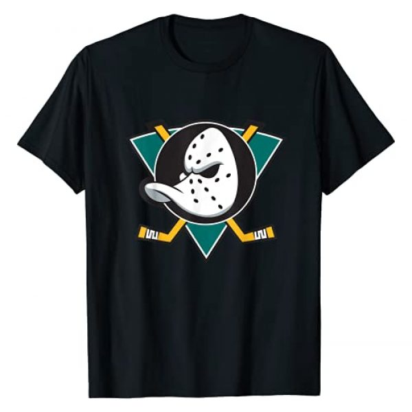 Design by Mighty Vintage Graphic Tshirt 1 Retro Ducks Love Animal Distressed Vintage Style Gift Sports T-Shirt
