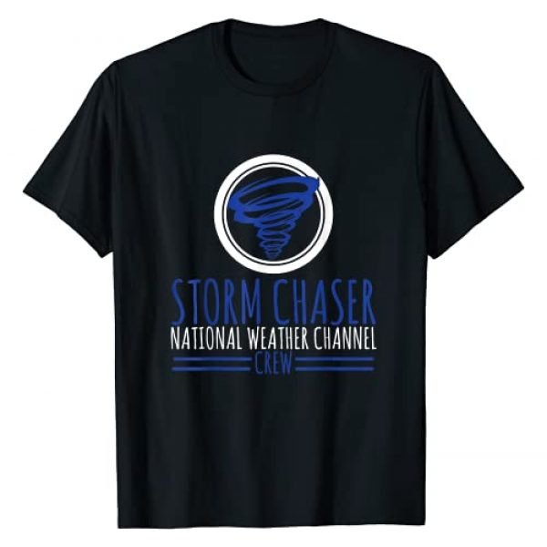 Awesome Storm Chasers Gift Designs Graphic Tshirt 1 Storm Chasers - National Weather Channel T-Shirt