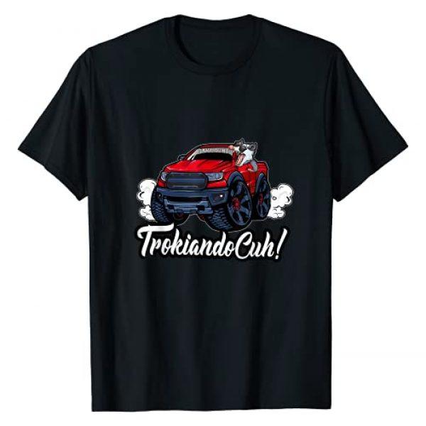 Regalos en Espaol Graphic Tshirt 1 Trokiando Cuh! Funny Mexican Takuache T-Shirt
