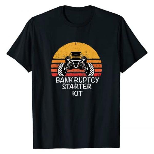 LIFE THREATENING LIFESTYLE Graphic Tshirt 1 UTV SXS ATV FUNNY SIDE BY SIDE BK STARTER KIT T-Shirt