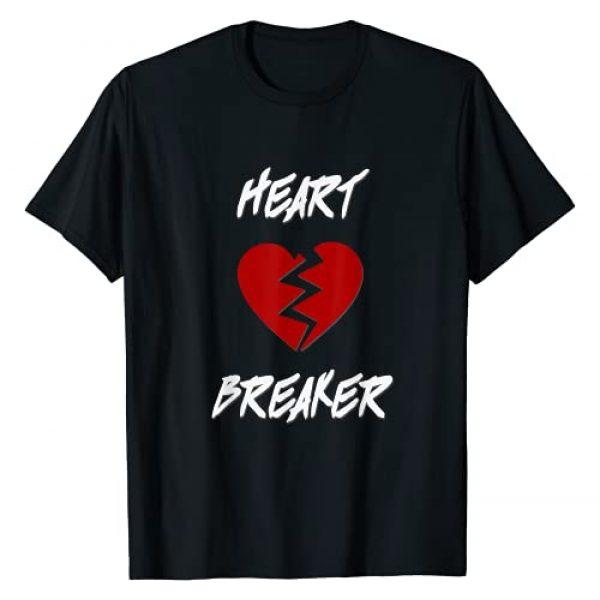 Singles Graphic Tshirt 1 Heart Breaker Singles Valentine T-Shirt