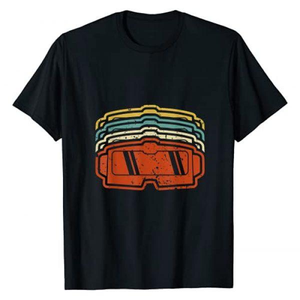 Funny Virtual Reality HMD Lovers Graphic Tshirt 1 Virtual Reality Tshirt for a VR Gamer T-Shirt