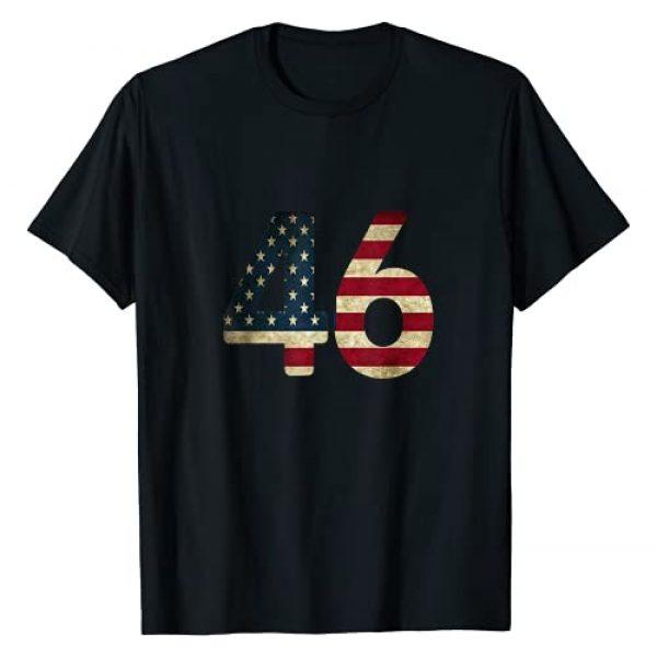 Vintage 46 Gift T-shirt Graphic Tshirt 1 Vintage 46 Gift T-Shirt