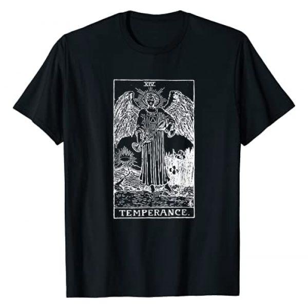 Tarot Love Design Graphic Tshirt 1 Tarot Cards Temperance Occult Design Gift T-Shirt