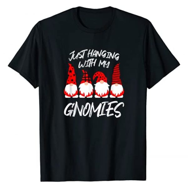 Best Christmas Gifts Supply Co. Graphic Tshirt 1 Funny Elves Christmas Gnomies Matching Family Pajama Costume T-Shirt