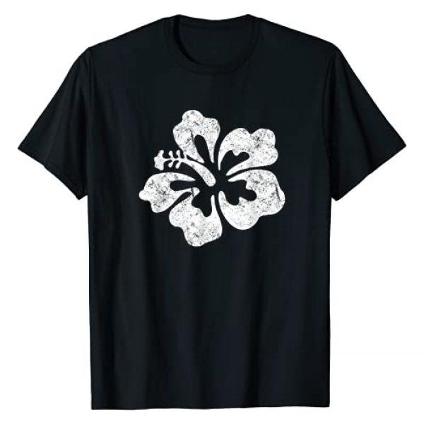 Hilo Hawaiian T Shirts Graphic Tshirt 1 Hawaii Hibiscus Flower Hawaiian T-Shirt