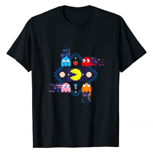 Pac-Man Graphic Tshirt 1 Pac-Man T-Shirt