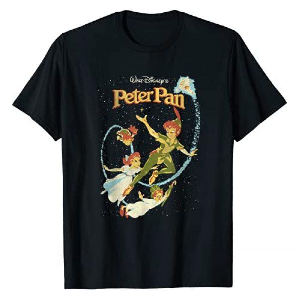 Disney Graphic Tshirt 1 Peter Pan Darling Flight Vintage Graphic T-Shirt T-Shirt