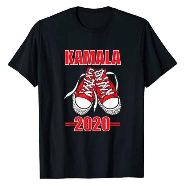 Kamala Vice President Sneakers Shoes Nov 3rd Graphic Tshirt 1 Kamala Harris Sneakers Tennis Shoes Vice President 2020 T-Shirt