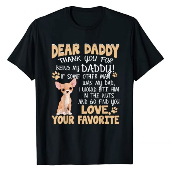 Funny Cute Dog T-Shirt Dog Lover Gifts Graphic Tshirt 1 Chihuahua Shirt ,Funny T-Shirt For Chihuahua Lovers gift T-Shirt