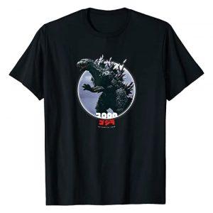 Godzilla Graphic Tshirt 1 2000 Millennium Era Icons of Toho T-Shirt