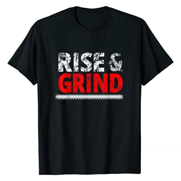 T-Shirts For Co Graphic Tshirt 1 Rise Hustle Grind - Hustlers - T-Shirt