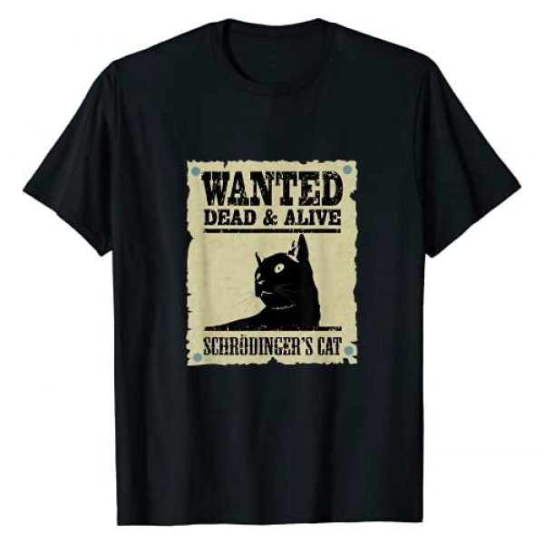 Check out my other Science T-shirts Graphic Tshirt 1 Schrodinger's Cat Physic T-shirt, Sheldon Tee T-Shirt