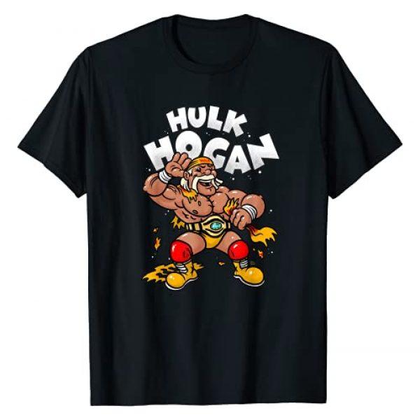 """WWE Graphic Tshirt 1 Hulk Hogan """"Bill Main"""" Graphic T-Shirt"""
