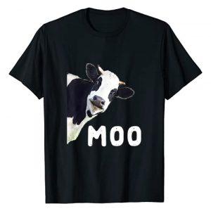 Cow Shirts Graphic Tshirt 1 Cow T-Shirt