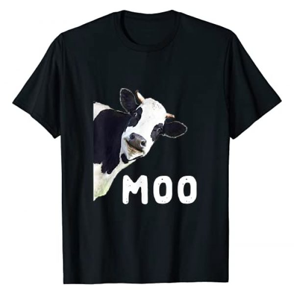 Cow Shirts Graphic Tshirt 1 Cow T-Shirt
