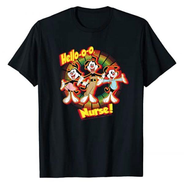 ANIMANIACS Graphic Tshirt 1 Group Shot Hello-o-o Nurse T-Shirt