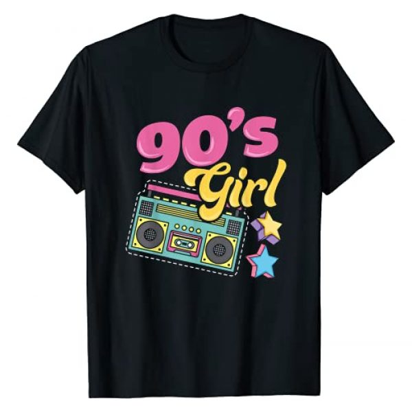80s 90s motto party outfit retro collection Graphic Tshirt 1 90s party 90's girl party outfit costume vintage retro T-Shirt
